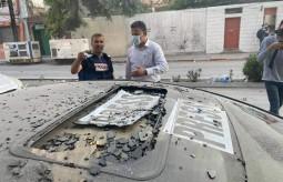 انتهاك الحريات الإعلامية خلال العدوان الإسرائيلي على غزة