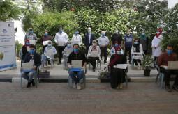 بيت الصحافة يختتم دورة تدريبية في فن التحرير الصحفي