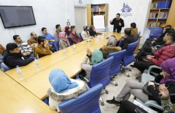 بيت الصحافة يعقد ورشة عمل حول إدارة الحملات على مواقع التواصل الاجتماعي