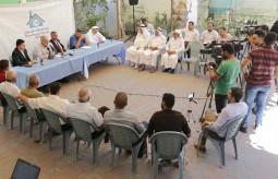بيت الصحافة يستضيف لقاءً للفصائل حول رؤية المصالحة