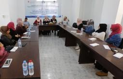 """بيت الصحافة ينظم لقاءً حواريًا حول """"تجربة الإعلاميات في العمل الميداني"""""""