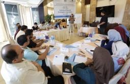 بيت الصحافة يعقد دورة تدريبية في الصحافة الاستقصائية