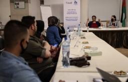 حلقة نقاش حول دور المرأة في المشاركة السياسية