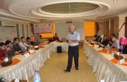 مكتب المفوض السامي لحقوق الانسان يختتم ورشة تدريبية حول الاعلام