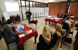 بيت الصحافة يختتم دورة تدريبية في إدارة حملات الإعلام الاجتماعي