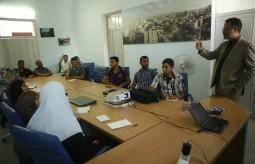 مؤسسة بيت الصحافة تفتتح ابوابها امام المؤسسات الاعلامية المختلفة
