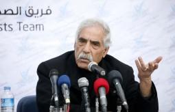 بيت الصحافة تستضيف القيادي في حركة فتح ابراهيم ابو النجا