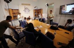دورة تدريبية حول صناعة الافلام القصيرة