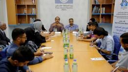 بيت الصحافة يعقد لقاءً حوارياً حول واقع عمل الصحفيين في غزة