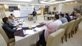 بيت الصحافة يعقد دورة تدريبية حول وسائل التواصل الاجتماعي وأخلاقيات العمل الصحفي