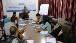 """بيت الصحافة يختم دورة تدريبية بعنوان """" التمكين الإعلامي للأشخاص ذوي الإعاقة للمطالبة بحقوقهم"""""""