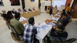 """بيت الصحافة يختتم دورة تدريبية بعنوان """" فن كتابة القصة الصحفية"""""""