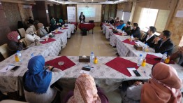 بيت الصحافة يعقد جلسة توعوية حول حقوق الصحفي أمام جهات إنفاذ القانون