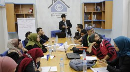بيت الصحافة يعقد سلسلة اجتماعات متابعة خلال المرحلة الثانية من مشروع خطوة نحو تعليم أفضل