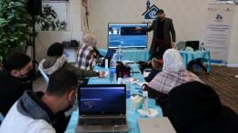 """مخرجات دورة """"انتاج التقارير التلفزيونية"""" ضمن برنامج الصحفي الشامل 2021"""