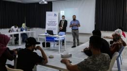 """بيت الصحافة يعقد جلسة توعية حول """"الحقوق المهنية والعمالية للعاملين في مجال الصحافة والإعلام"""""""