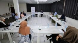 أساتذة جامعيون يناقشون مع بيت الصحافة واقع التوعية القانونية في المناهج الدراسية الجامعية لطلبة كليات الإعلام