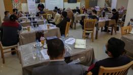 بيت الصحافة يعقد جلسة توعية قانونية حول الحقوق والحريات الإعلامية في القوانين الفلسطينية والمواثيق الدولية