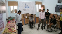 بيت الصحافة تستضيف معرض شبابي