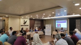 بالتعاون مع بيت الصحافة: مركز النجاح يعقد لقاء حوارياً حول محاربة الأخبار الزائفة في ظل غياب قانون حق الحصول على المعلومات