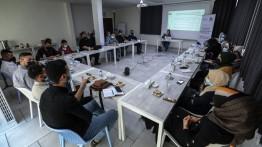 بيت الصحافة يعقد ورشة توعية حول المعايير القانونية للتصوير في الأماكن العامة والخاصة أثناء النزاعات المسلحة