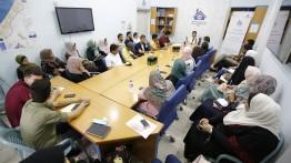 """بيت الصحافة ينظم ورشة عمل بعنوان """"حقوق المرأة والمساواه الجندرية"""""""
