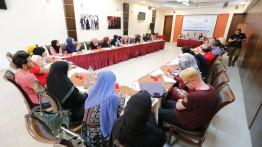 برعاية بيت الصحافة 'شغف' تنظم ندوة بعنوان 'الأدب كأحد أدوات الإعلام العالمي' في غزة
