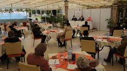 بيت الصحافة ينظم لقاءً حواريًا حول تعزيز احترام حقوق الإنسان