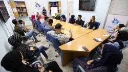 إحياءً ليوم الشباب الدولي.. تنظيم ورشة عمل حول صناعة المحتوى الرقمي برعاية بيت الصحافة