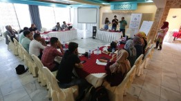 بيت الصحافة يختتم الدورة التدريبية الثالثة من برنامج الصحفي الشامل