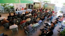 بيت الصحافة يستضيف ورشة عمل حول أزمة الرسوم الجامعية في غزة