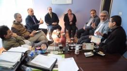 بمشاركة بيت الصحافة:المطالبة بالافراج الفوري عن الصحافيين المعتقلين واحترام حرية العمل الصحافي