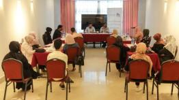 """بيت الصحافة يعقد جلسة حوارية حول """"واقع انتهاكات الحقوق الرقمية في فلسطين"""""""