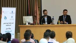 """بالتعاون مع بيت الصحافة: مركز إعلام النجاح يعقد ورشة عمل بعنوان"""" الديمقراطية بين النظرية والتطبيق"""""""