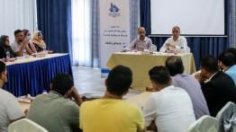 بيت الصحافة يعقد لقاءً حواريًا مع السفير حسام زملط