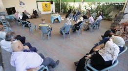 صالون نون ينظم لقاءين أدبيين في بيت الصحافة بغزة