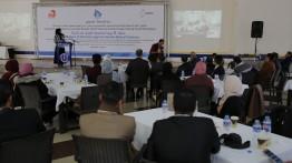 بيت الصحافة بالشراكة مع مؤسسة REFORM تنفذان فعالية ختامية تعزيزًا لحملة 16 يومًا لمناهضة العنف ضد المرأة