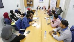 """بيت الصحافة بالشراكة مع مؤسسة REFORM تنظمان لقاءً حواريا بعنوان """" مناهضة العنف ضد المرأة ... واقع وممارسات """""""