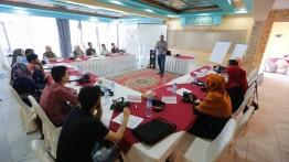 بيت الصحافة يختتم الدورة التدريبية الثانية من برنامج الصحفي الشامل