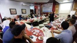 """بيت الصحافة يعقد ورشة عمل بعنوان """"الحساسية الجندرية في التقارير الصحفية"""""""