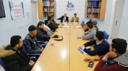 بيت الصحافة يستضيف لقاءً حوارياً مع شركة توزيع الكهرباء