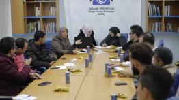 بيت الصحافة يستضيف ورشة عمل حول دور الشباب في صناعة القرار