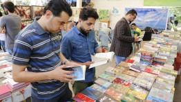 كُتاب غزة ينظمون معرضا للكتاب في بيت الصحافة