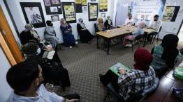 """برعاية بيت الصحافة: فريق يسعى الشبابي يُنفذ مبادرة """" تعزيز دور الصحفيات والقياديات النسوية في العملية الانتخابية"""""""