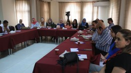 بالتعاون مع بيت الصحافة : مركز النجاح يعقد لقاء حول حرية الرأي والتعبير والتجمع السلمي