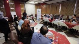 بحضور اكاديميين وإعلاميين وخريجين:بيت الصحافة يعقد لقاء تحديد احتياجات
