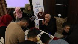 مخرجات دورة التحرير الصحفي التي عقدها بيت الصحافة