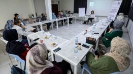 بيت الصحافة يعقد ورشة توعية قانونية للصحفيين حول مبدأ سرية المصادر الإعلامية في القانون الفلسطيني