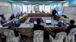 """بيت الصحافة يختتم دورة تدريبية بعنوان """"التصميم والمونتاج في الإعلام الرقمي"""" ويُعلن أسماء الفائزين"""