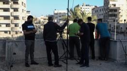 ضمن خطة الطوارئ .. وحدة الحماية القانونية للصحفيين تستمر في عملها خلال العدوان على غزة